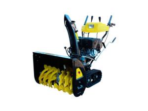 Снегоуборщик бензиновый гусеничный Huter SGC 8100 C