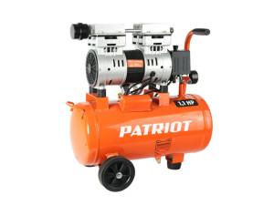 Компрессор безмасляный, с низким уровнем шума Patriot WO 24-160