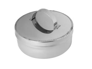 Заглушка для ревизии, 430/0,5 мм, Ф197, внутренняя Ferrum