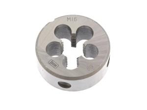 Плашка метрическая Волжский инструмент М16,0х2,0
