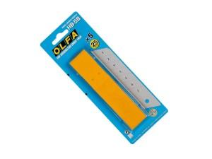 Лезвие сегментированное 25х126х0,7мм, 5шт. Olfa