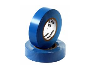 Изолента ПВХ синяя 15мм х10м Вихрь